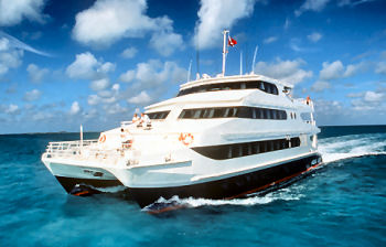 Scuba Cruise